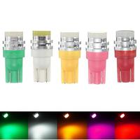 T10 194 168 W5W COB LED Car Wedge Side Marker Lights License Plate Bulb Lamp 12V