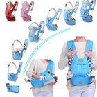 Meilleurs prix 7 in 1 Adjustable Baby Infant Sling Carrier Breathable Ergonomic Wrap Backpack Baby Carriers