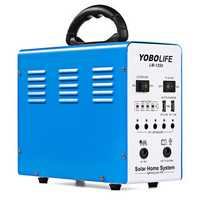 Solar Panel Generator Portable Solar Generator Kit Powered Iron Shell Solar Energy Solar Powered System