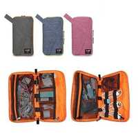BUBM PDI Travel Digital Colorful-carrying Bag Storage Box for Smartphone Electronic Accessories