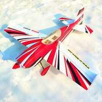 Upgraded Edge 540T PP 15E 952mm Wingspan 3D Aerobatic RC Airplane Kit