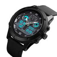SKMEI 1514 Outdoor Sports 5ATM Luminous Men Digital Watch