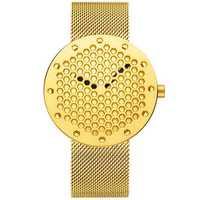 CRRJU 2143 Creative Hollow Dial Design Quart Watch