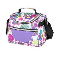 7L Picnic Bag Portable Lunch Cooler Insulated Handbag Camping Food Storage Bag Lunch Container