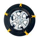Bon prix 10PCS Car Snow Chain Thickened Tendon Vehicles Wheel Tyre Anti-skid TPU Chains