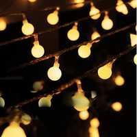 KCASA 10M 100 LED String Lights 110-220V LED Fairy Lights for Festival Christmas Decoration