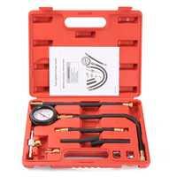 Pump Pressure Testers Injection system Test Gauge Set Car Testing Repair Tool