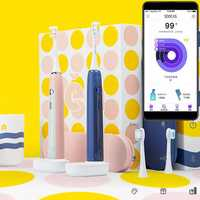 SOOCAS X5 Smart APP Electric Toothbrush Ultrasonic