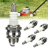 RJ19LM BR2LM Lawnmower Spark Plug for Briggs and Stratton Engines Motors