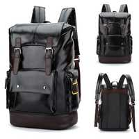 Men's Laptop Backpack Travel Bag Student Bag Business Bag