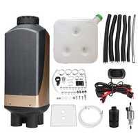HCalory 12V 5KW LCD Diesel Heater Diesel Parking Heater Diesel Air Parking Heater