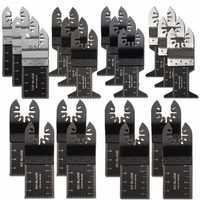 20pcs Oscillating Multitool Saw Blades for Fein Multimaster Makita Bosch Oscillating Tools