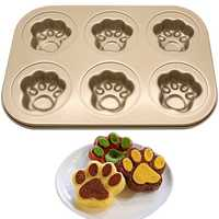 KCASA KC-BK10 Multifunction Baking Pan Dish Non-stick Stainless Steel Cake Mold DIY Donut Bakeware