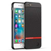 Carbon Fiber Anti Fingerprint Protective Case For iPhone 6s/iPhone 6 4.7