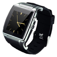 bluetooth V3.0 Montre Smart Watch Bracelet 2.0MP Camera pour Android Samsung HTC