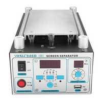 YIHUA 946D 110V/220V LCD Touch Screen Glass Separator Vacuum Pump Splitter Machine UV Light