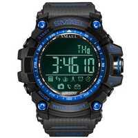SMAEL LY01 Military Style bluetooth Watch Waterproof Male Sport Wrist Watch