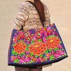 Meilleurs prix National Style Tote Bag Fashion Embroidery Bag Handbag