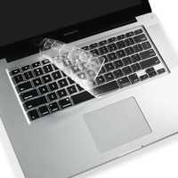 Waterproof Skin Clear TPU Laptop Keyboard Cover Protector Stickers For Macbook 11 13 15