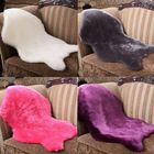Acheter au meilleur prix Soft Shaggy Living Room Pad Floor Carpet Fluffy Chair Cover Mat Sofa Cushion For Living Room Home Decor