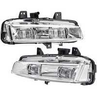 Car Left/Right Front Bumper LED Fog Lights Lamp for Range Rover Evoque Dynamic 2011-2016