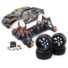 Meilleurs prix ZD Racing 9116 1/8 4WD Brushless Electric Truck Metal Frame 100km/h RC Car Without Electric Parts