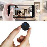 XANES HDQ15 Wifi 1080P Camera Vlog Camera for Youtube Infrared Night Vision FPV Camera IP Camera APP Power Display