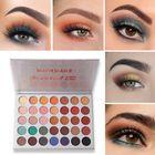 Les plus populaires 35 Colors Eye Shadow Palette Matte Shimmer
