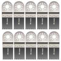 10pcs 35mm Bi-metal Saw Blades Oscillating Tool for Bosch