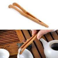 Bamboo Tea Tweezer Clamp Kungfu Tea Acessaries