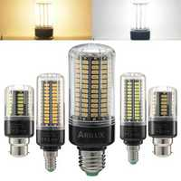 ARILUX® HL-CB 05 E27 E14 B22 5W 7W 9W 12W 15W 18W No Flicker Constant Current LED Corn Light Bulb AC85-265V