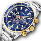Meilleur prix CURREN 8309 Business Style Full Steel Men Wrist Watch