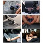 Meilleurs prix Inflatable Travel Car Air Mattresses Bed Rear Seat Sleep Rest Mat Pillow With pump Accessories