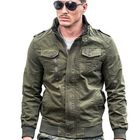 Promotion Epualet Tactical Military Cotton XS-4XL Casual Work Jackets