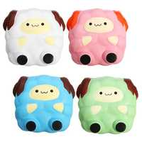 Squishy Jumbo Sheep Lamb 12cm Sweet Soft Slow Rising Collection Gift Decor Toy