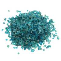 100g Natural Blue Green Apatite Stone Rough Mineral DIY Settings
