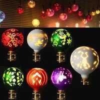 E27 G95 Halloween Christmas Decorative Light Bulb 85-265V