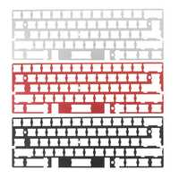 Aluminium Board Plate Mechanical Keyboard Universal Frame for RS60 GH60 PCB