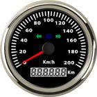 Meilleurs prix Car Pulse Mileage Speedometer With High Beam And Turn Signal Function