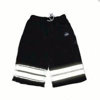 Mens Summer 3M Reflective Shorts Night Running Sports Leggings Fixed Gear Bike Sports Shorts-pants