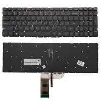 US Laptop Backlit Replace Keyboard For Lenovo Flex 3 15 / 3 1570 / 3 1580 Laptop Notebook