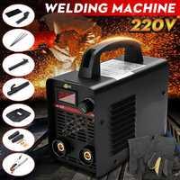 ZX7-225 220V 200A MMA ARC Welding Machine Handheld Mini Electric Welder IGBT Inverter Kit