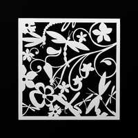 Flowerz DIY Cutting Scrapbook Card Photo Album Paper Embossing Craft Decoration