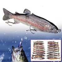 1 Pcs 18cm Fishing Lure Fishing Tiddler Bait Outdoor Hunting Fishing Tools