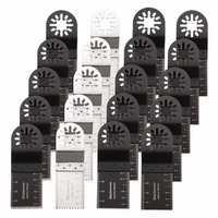 20pcs 32mm Saw Blades for Fein Multimaster Bosch Makita Multitool Oscillating Tools