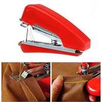 Honana WX-T32 Portable Hand-Held Mini Sewing Machine Clothes Fabric Pocket For DIY Needlework Cordless