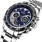 Prix de gros WISHDOIT WSD-012 Fashion Men Quartz Watch Casual Luminous Multifunction Wrist Watch
