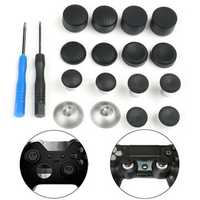 Replace Magnetic Thumbstick Grips Kit For Xbox One Elite 3.5mm/PS4 Controller