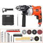 Offres Flash HILDA Impact Electric Drill Electric Rotary Hammer with BMC and Accessories Multi-purpose Percussion Drill 650/780W