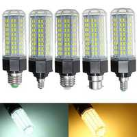 E27 E14 B22 E26 E12 16W SMD5730 1850-1900LM Non-Dimmable LED Corn Light Bulb AC110-265V